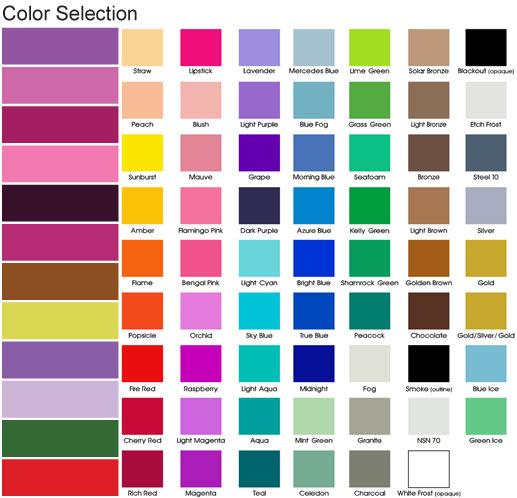 web design color combinations